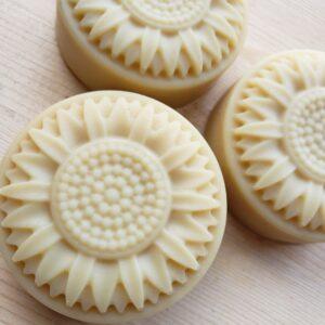 Butterfly Pea Flower Tea Handmade Soap