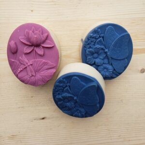 Handmade Floral Soap