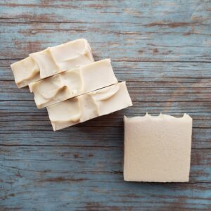 Handmade Natural Organic Olive Oil Soap