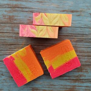 Handmade Awaken soap