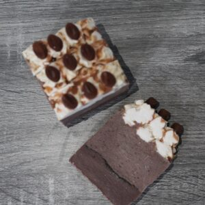 Handmade Coffee Exfoliating Soap