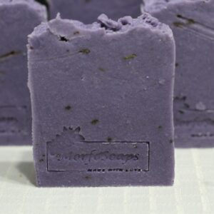 Natural Handmade Lavender Soap