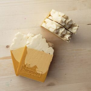 Triple Butter Handmade Soap