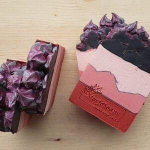 Handmade Valentine's Soap