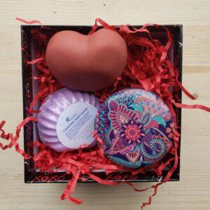 Valentine's Day Body Care Gift Set – Gift Set 2
