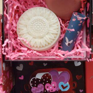Valentine's Day Body Care Gift Set