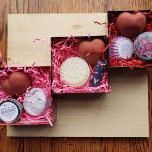 Valentine's Day Body Care Gift Set – Gift Set 3