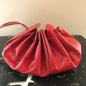 Hand made Red Bag